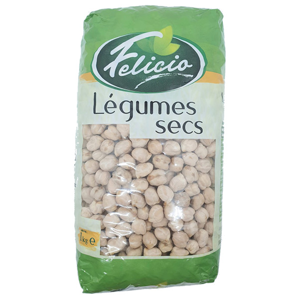 FELICIO - Pois Chiches 1kg