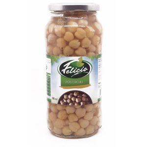 FELICIO Pois-Chiches Bocal 540g