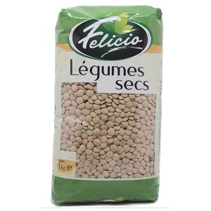 Felicio Lentilles Vertes 1kg R