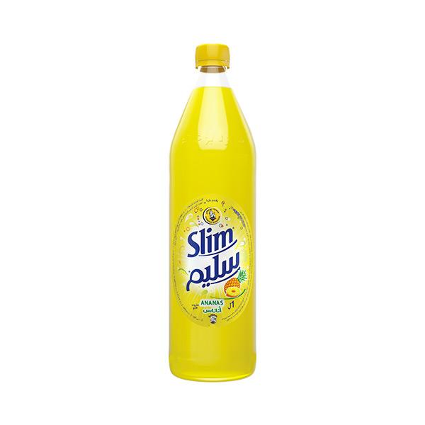 HAMOUD BOUALEM - Slim Ananas - Verre 1l