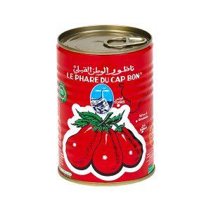 LE PHARE DU CAP BON - Double concentré Tomate 400g