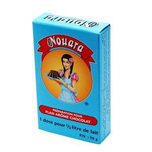 NOUARA- FLAN CHOCOLAT-56g