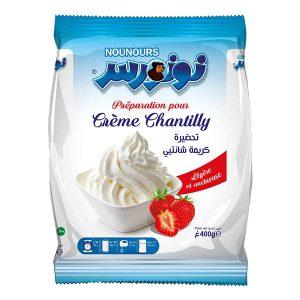 NOUNOURS – Crème Chantilly 400 g