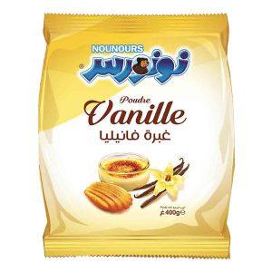 NOUNOURS – Vanille 400 g